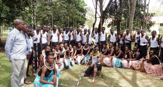 Student Choir at Kabarak University
